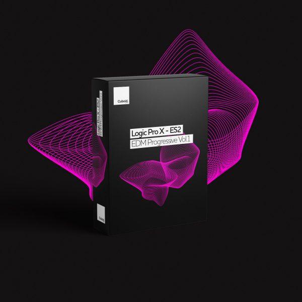 Logic Pro X - ES2 - EDM Progressive Vol.1 presets